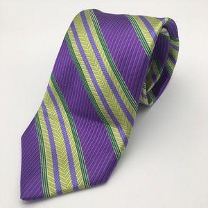 Robert Talbott Carmel Best of Class Striped Tie